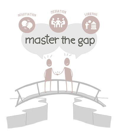 master the gap